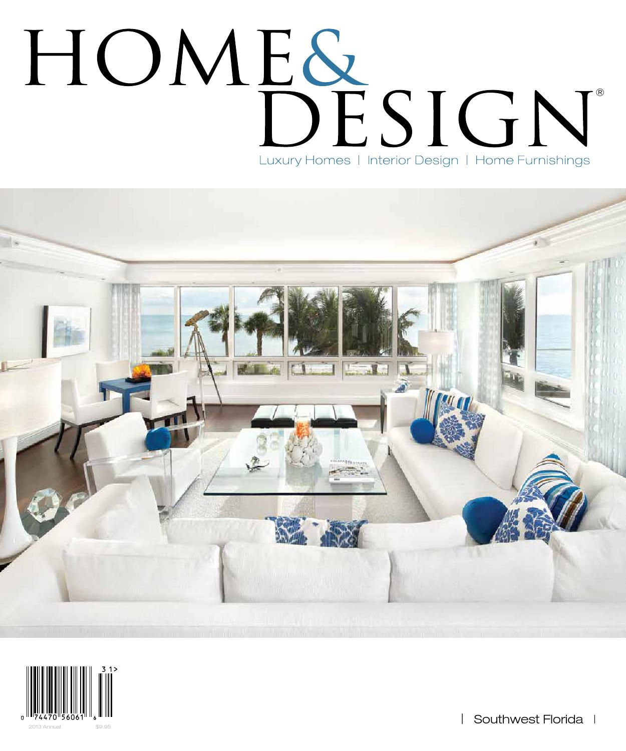 Issuu home design magazine annual resource guide for Interior design resources