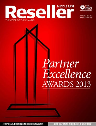 Reseller ME July 2013 Issue