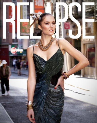 July 2013 - The Street Issue cover