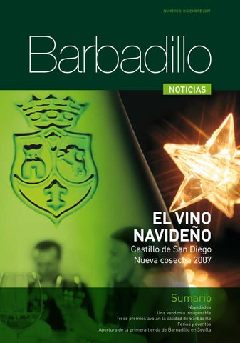 Revista BarbadilloCo / nº 5