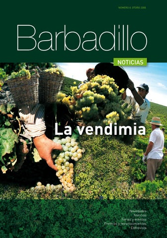 Revista BarbadilloCo / nº 8
