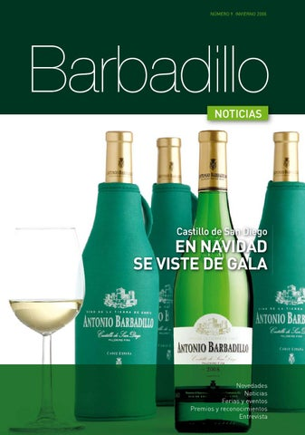 Revista BarbadilloCo / nº 9