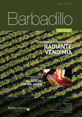 Revista BarbadilloCo / nº 12