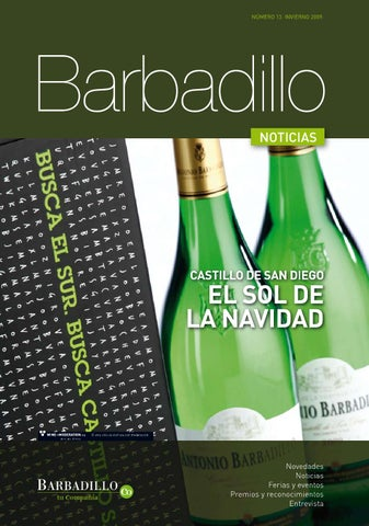Revista BarbadilloCo / nº 13