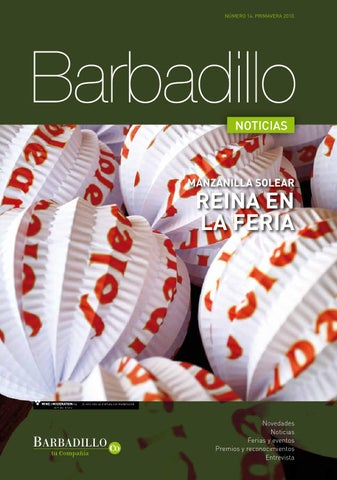 Revista BarbadilloCo / nº 14