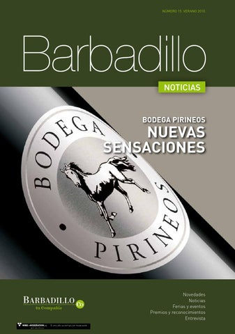 Revista BarbadilloCo / nº 15