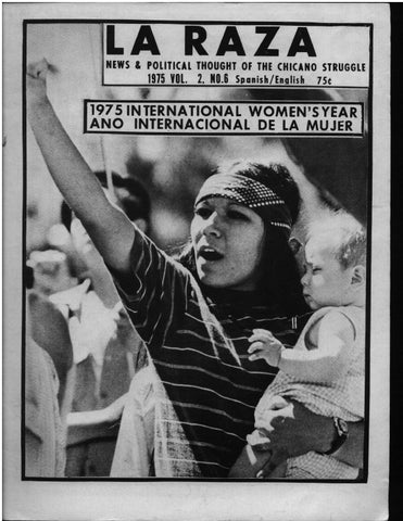 'La Raza': A powerful vision of the struggle for Chicano rights