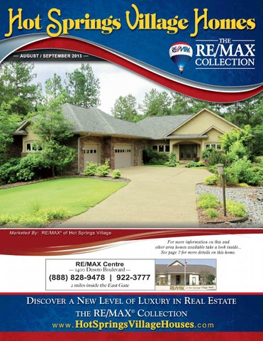 Click to open ReMax Hot Spring Village Homes