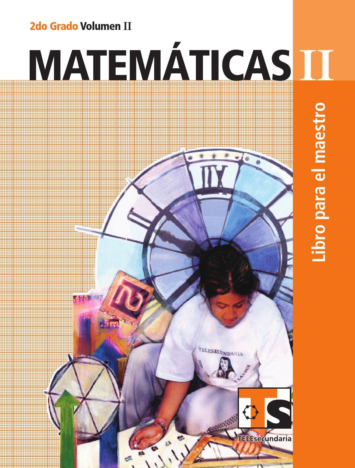 libro para el maestro educacion secundaria: