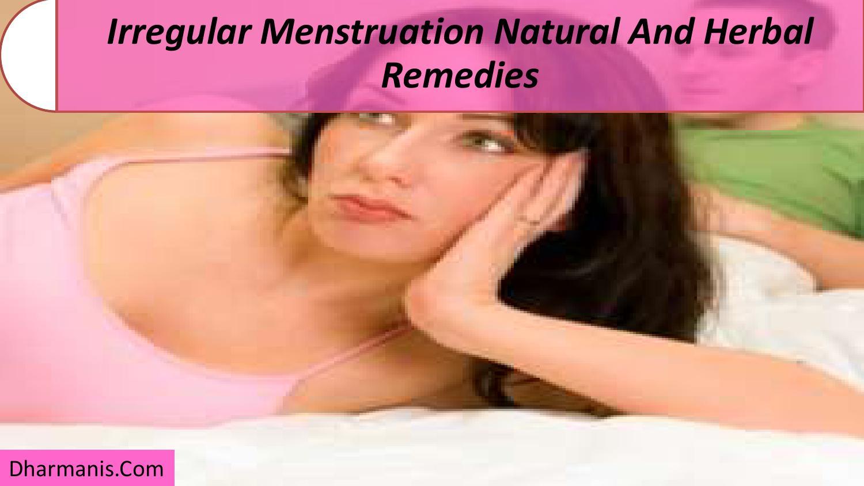 Periods after sex irregular