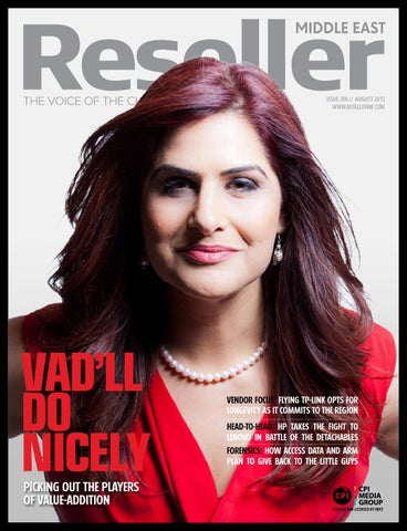 Reseller ME August 2013 Issue