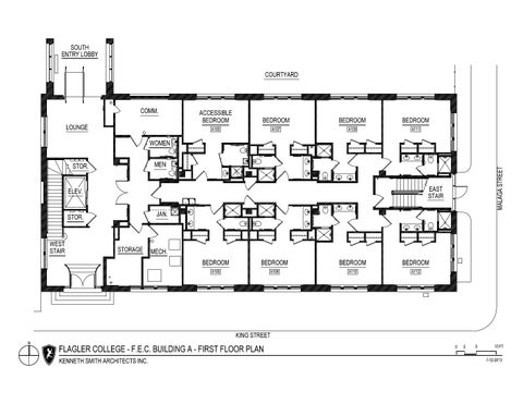Issuu Floor Plans For Fec Buildings A B Amp C By Flagler
