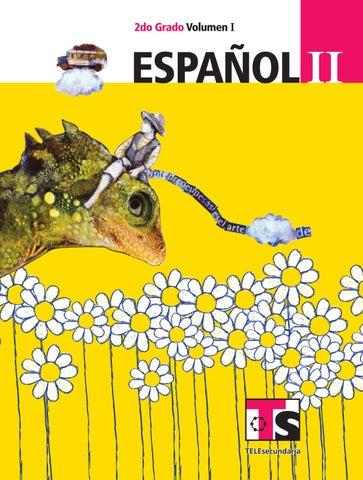 Español 2o. Grado Volumen I