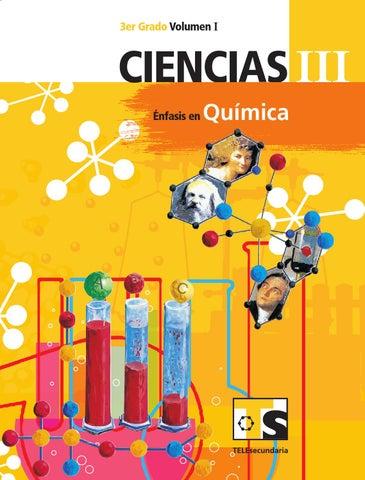 Ciencias 3er. Grado Volumen I