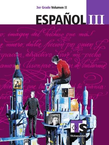Español 3er. Grado Volumen II