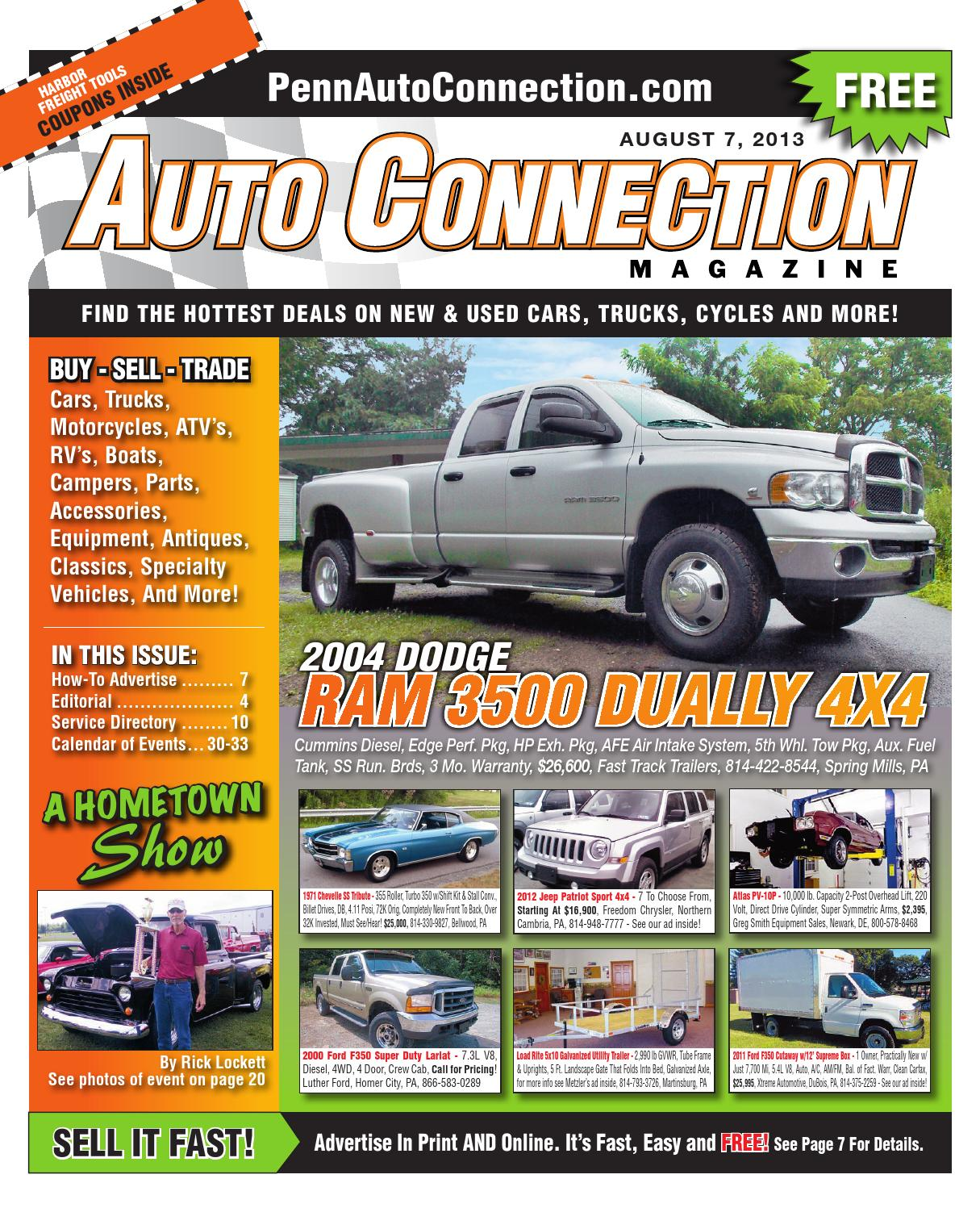 The Auto Connection Issuu Auto Connection Magazine By Auto