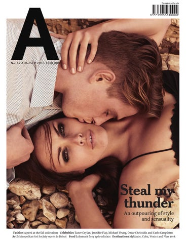 A Magazine, Issue 67 cover