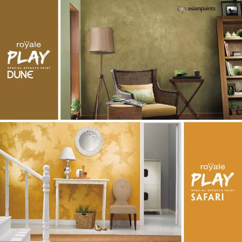 issuu   royale play dune and safari by asian paints limited