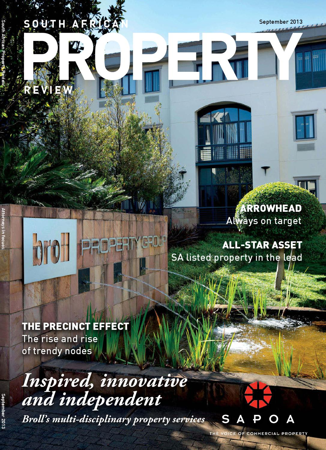 South African property law