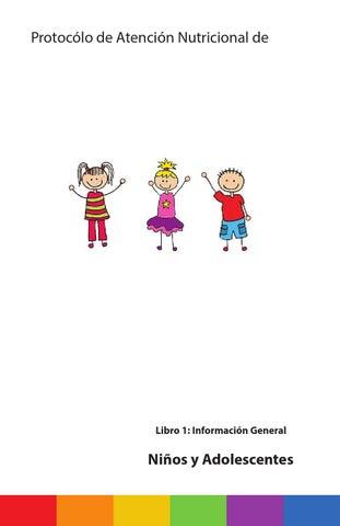 Issuu libro de protocolo nutricional by yosellyn hidalgo for Libro de antropometria