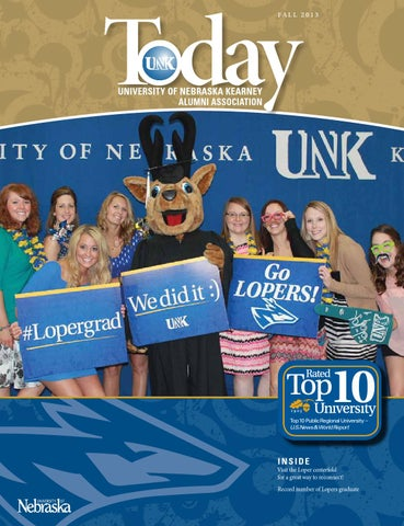 UNK Today Fall 2013