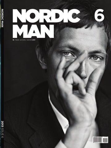 Nordicmanmag#6 cover