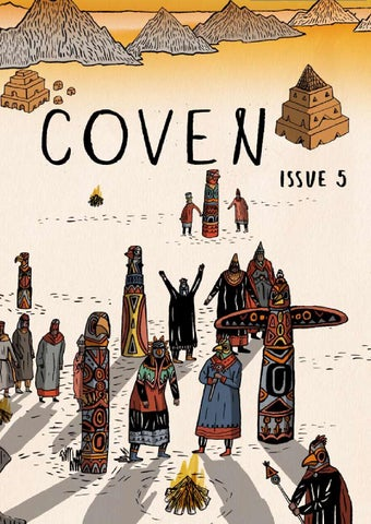 Coven Magazine Issue 5 cover