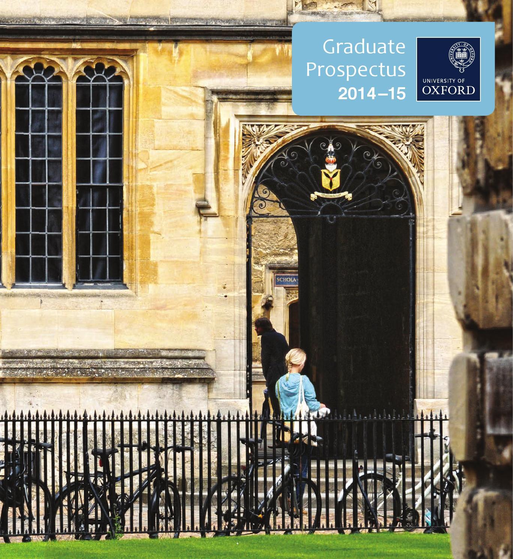 oxford university essay format