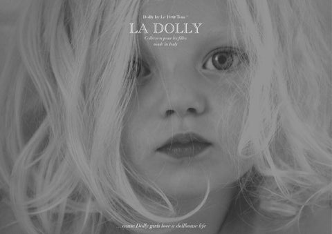 LA DOLLY - high fashion for girls made in Italy by Le Petit Tom ®