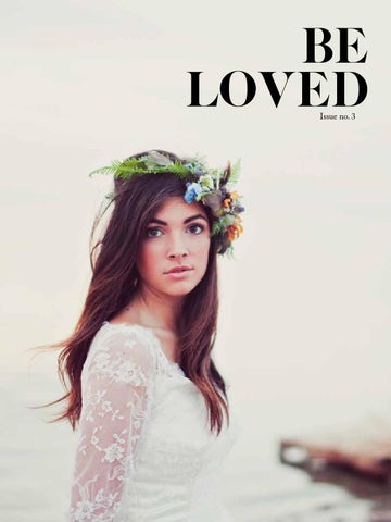Beloved issue 3 cover
