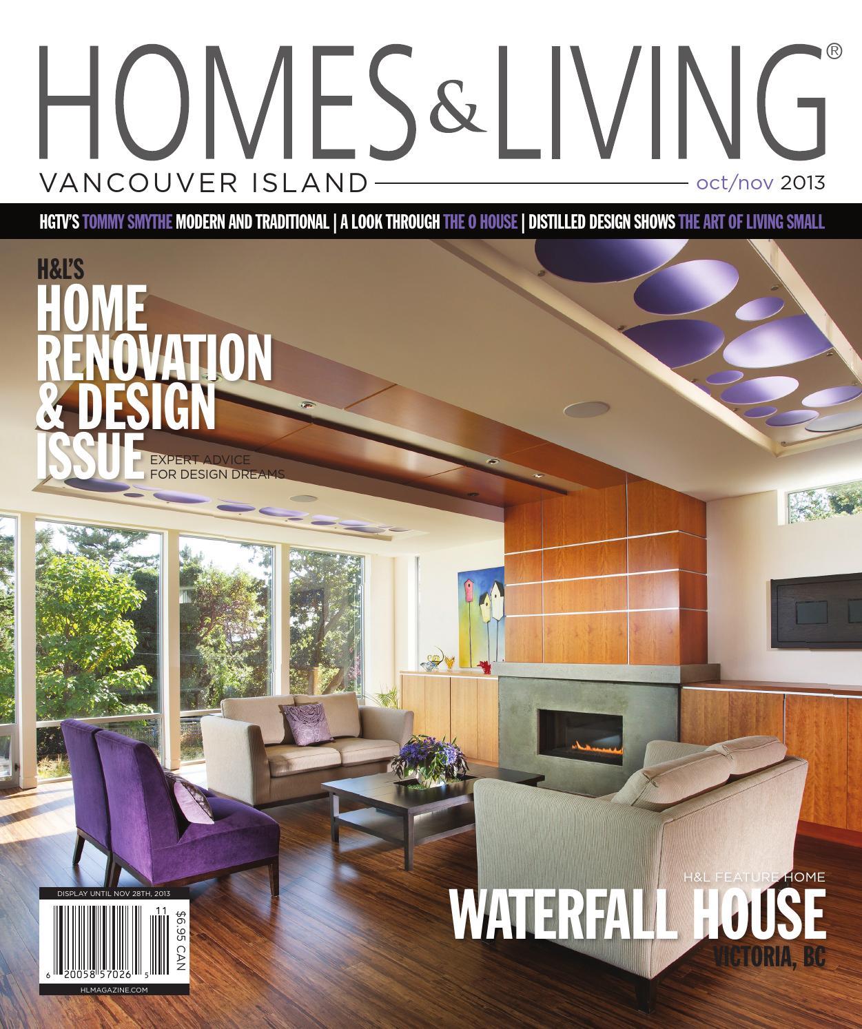 ISSUU - Homes & Living Vancouver Island Oct/Nov 2013 issue