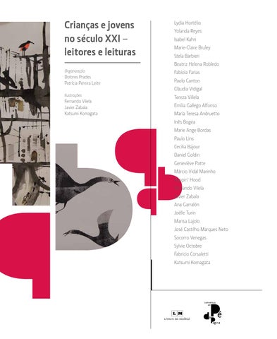 Crianças e jovens no século XXI - leitores e leituras, livro de Dolores Prades, Patricia Pereira Leite (Orgs.)
