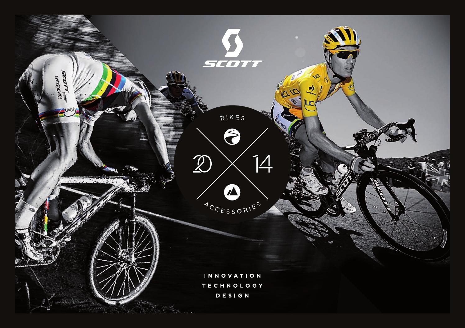 issuu consumer catalog en 2014 bike scott sports by. Black Bedroom Furniture Sets. Home Design Ideas