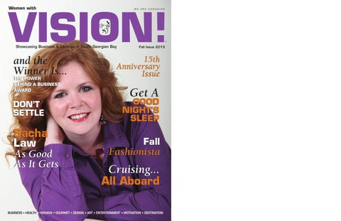 Women With Vision ® Fall, 2013