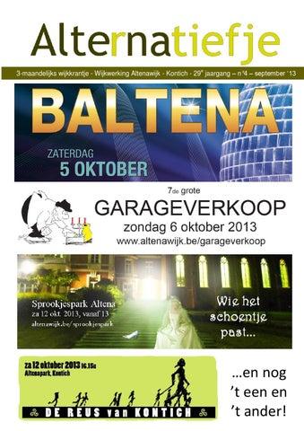 Alternatiefje september 2013