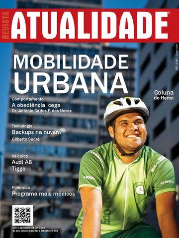 16 Edição - Revista Atualidade