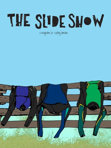 Issue 12. The Slideshow magazine. cover
