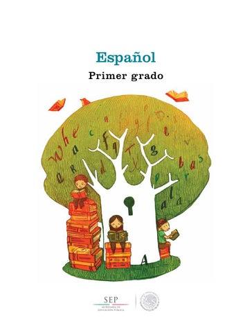 Español 1er Grado.