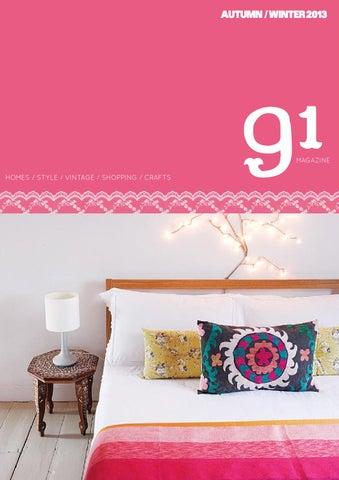 91 Magazine - Issue 7 cover