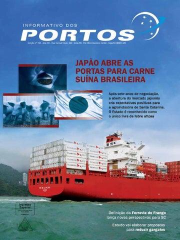 Revista Informativo dos Portos 165