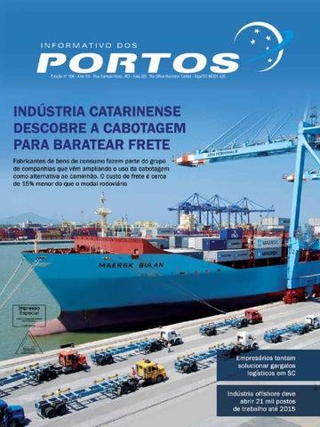 Revista Informativo dos Portos 166
