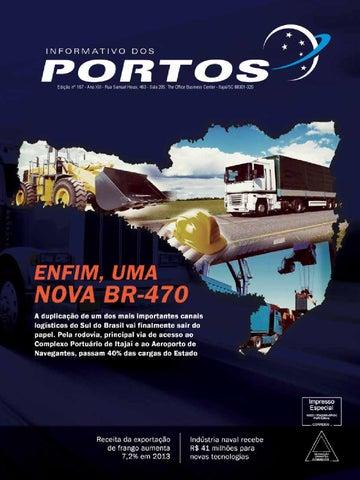 Revista Informativo dos Portos 167