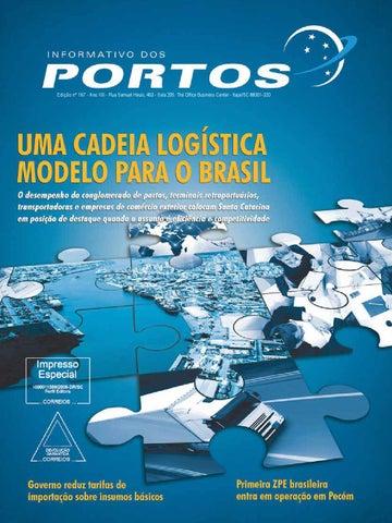 Revista Informativo dos Portos 168