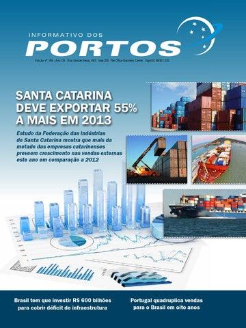 Revista Informativo dos Portos 169