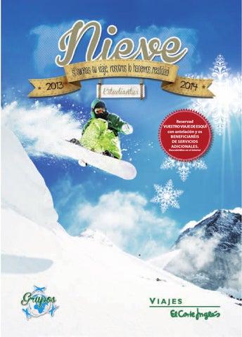 Hombre en tabla de snowboard en la nieve