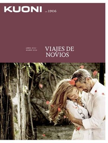 Viajes de Novio Kuoni Catálogo 2013-2014