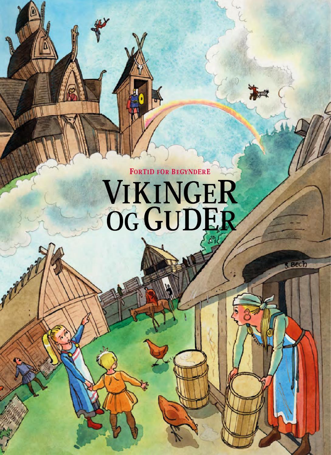 nationalmuseet docs vikinger fortid for begyndere