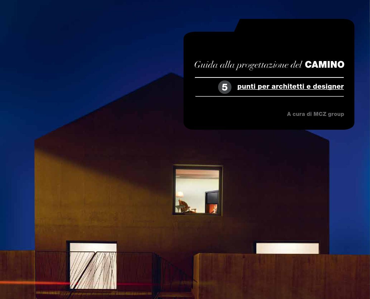 Guida alla progettazione del camino by giulia pavanello for Programmi per designer