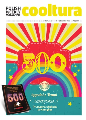Cooltura Issue 500
