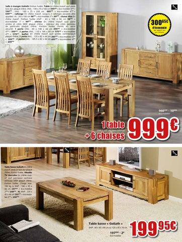 Issuu catalogue jysk by joe monroe for Meuble tv jysk